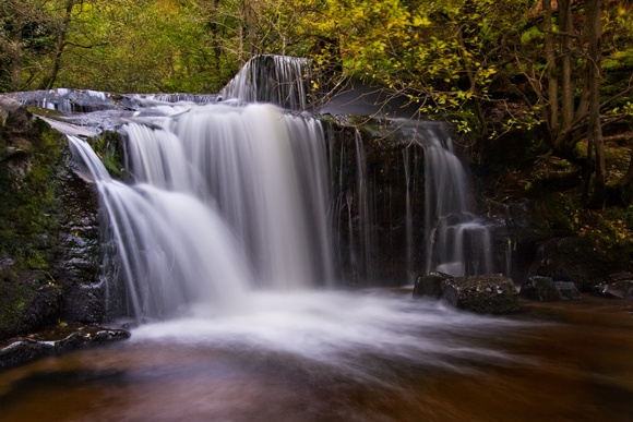 Afon Caerfannell - Bannau Brycheiniog / Brecon Beacons