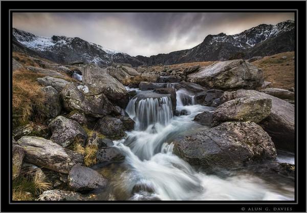 Cwm Idwal Outflow - Eryri / Snowdonia