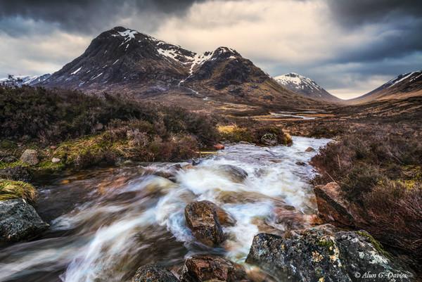 Lagangarbh - Yr Alban / Scotland