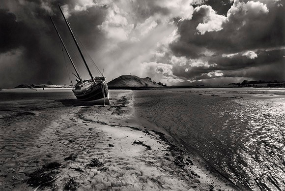 Alnmouth  - Du a Gwyn / Black and White Images