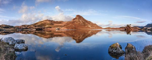 Cregennen Pano 1 - O Gwmpas Cymru / Around Wales