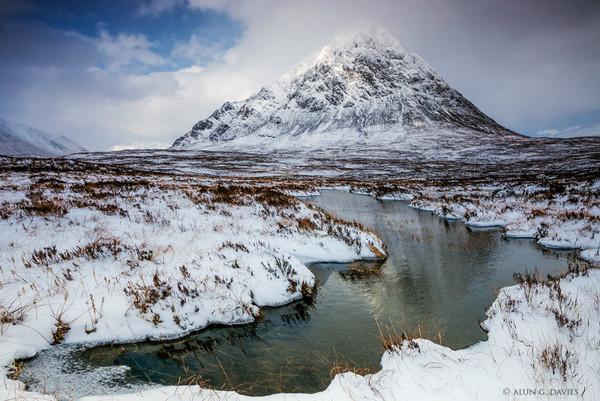 Stob Dearg Rhewedig - Yr Alban / Scotland