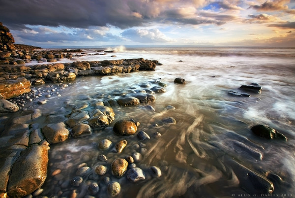 Traeth Mawr_MG_4244 terf - Arfordir De Cymru / S. Wales Coast