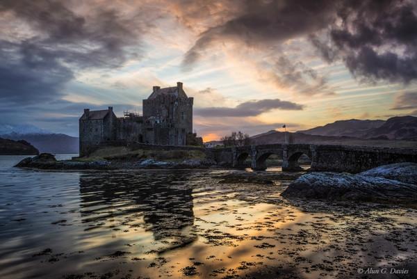 Eilean Donan 1 - Yr Alban / Scotland