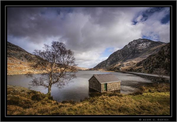 Llyn Ogwen 170215 - Eryri / Snowdonia