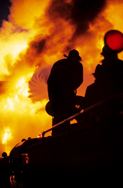 JGD 0007 - FDNY in action