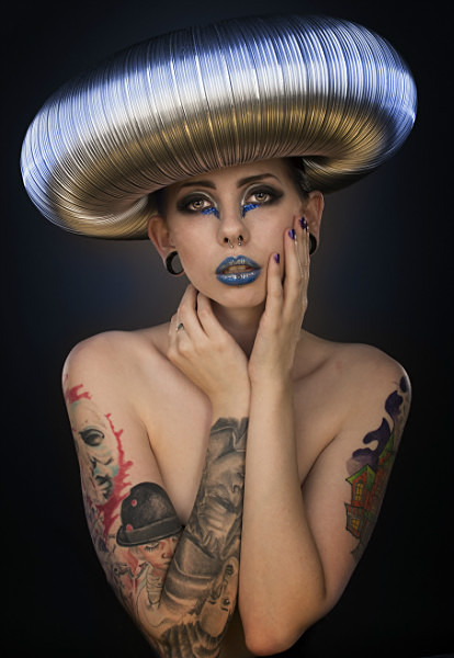 Beth and the big hat - Latest Additions