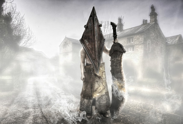 Silent Hill - Creative photography and Digital Arts