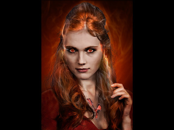 The She Devil - Creative photography and Digital Arts