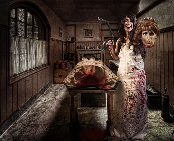 The Bad Sister - Creative photography and Digital Arts