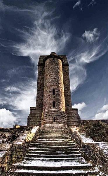 Rivington Tower - Lancashire.
