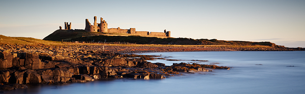 Dunstanburgh Castle - Northumberland