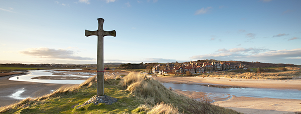 Alnmouth Cross - Northumberland