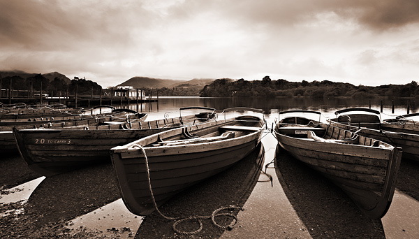 Derwentwater Boats - Lake District