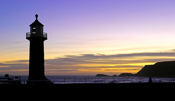 Whitby Dawn - Yorkshire Coast