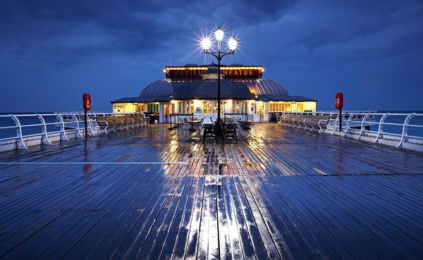 Pavilion Theatre - Rest Of The UK