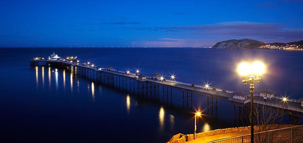 Llandudno Pier - North Wales
