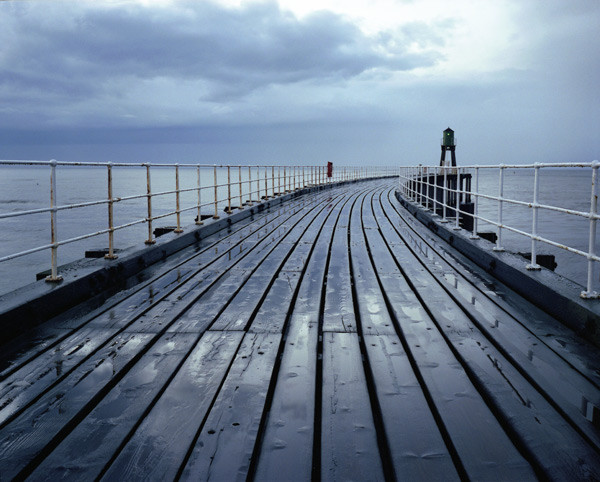 Whitby Pier - Yorkshire Coast