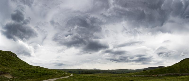 Watendlath Sky - 2 - English Lake District