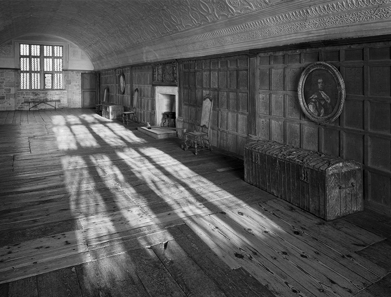 2439 - Chastleton House - Long Gallery - Chastleton House - National Trust
