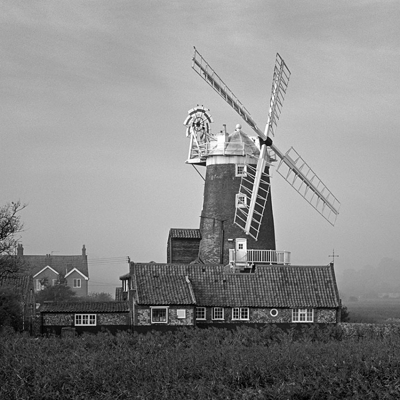 0068 - Cley Windmill - Images from England