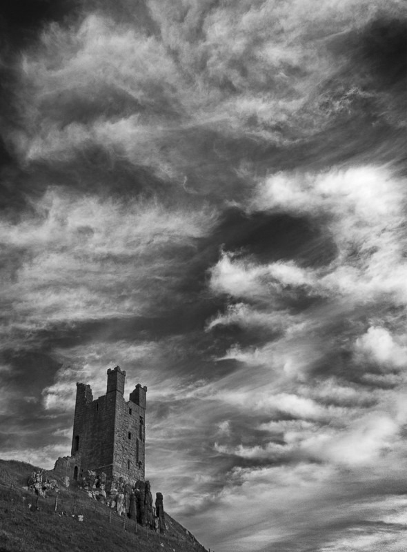 Dunstanburgh Sky - Images from England