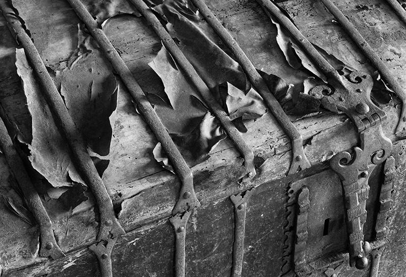 2438 - Chastleton House - Armada Chest - Chastleton House - National Trust