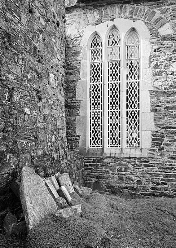 1276 - St Multose Window  Stones 1 - Images from Ireland