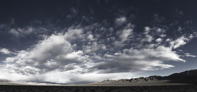 Death Valley Cloud - 02 - Clouds & Skies