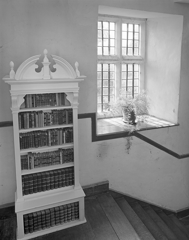 2368 - Chastleton House - West Staircase - Chastleton House - National Trust