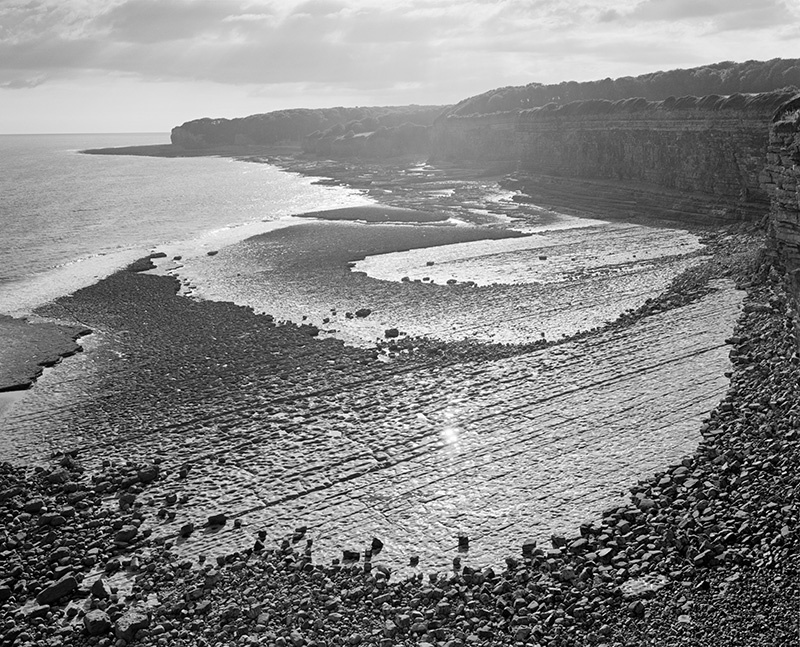 2473 - Glamorgan Coast near Llantwit Major - Glamorgan Coast