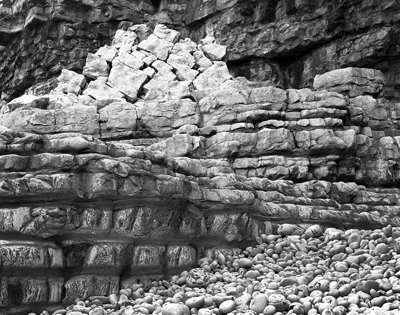 2305 - Multiform Rocks - Glamorgan Coast