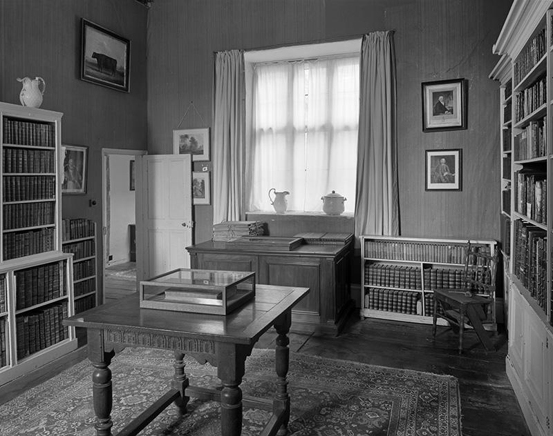 2367 - Chastleton House - Library - Chastleton House - National Trust