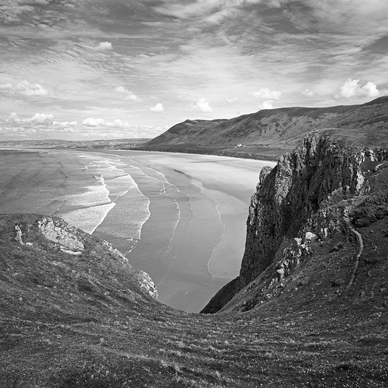 1456 - Rhossili 1v2 - Images from Wales