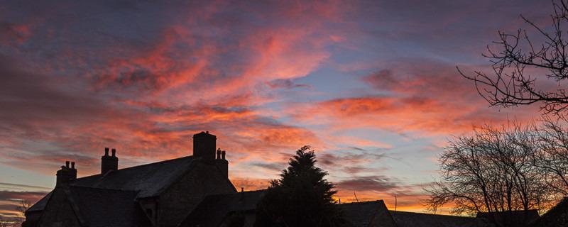 Peak District Sunrise - Away Skies