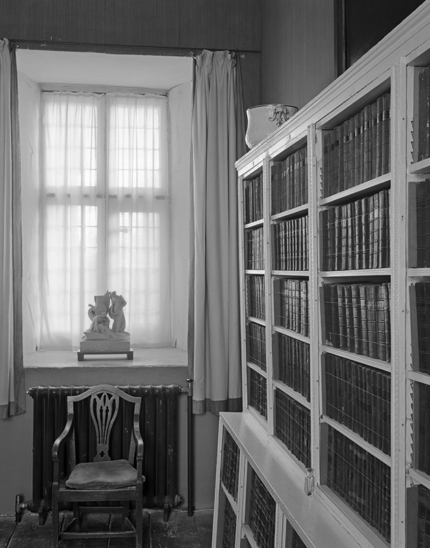 2364 - Chastleton House - Library - Chastleton House - National Trust