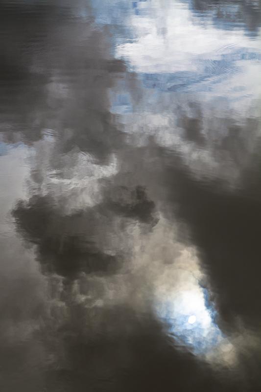 Canal Sky - Worcester Birmingham Canal