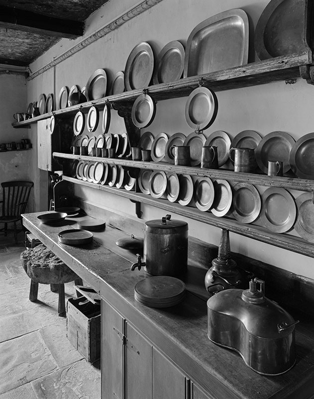 2382 - Chastleton House - Kitchen - Chastleton House - National Trust