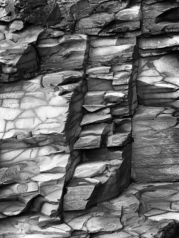 0803 - Dry Rock Steps - Images from England