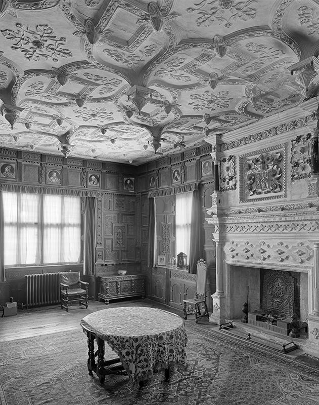 2338 - Chastleton House - Great Chamber - Chastleton House - National Trust