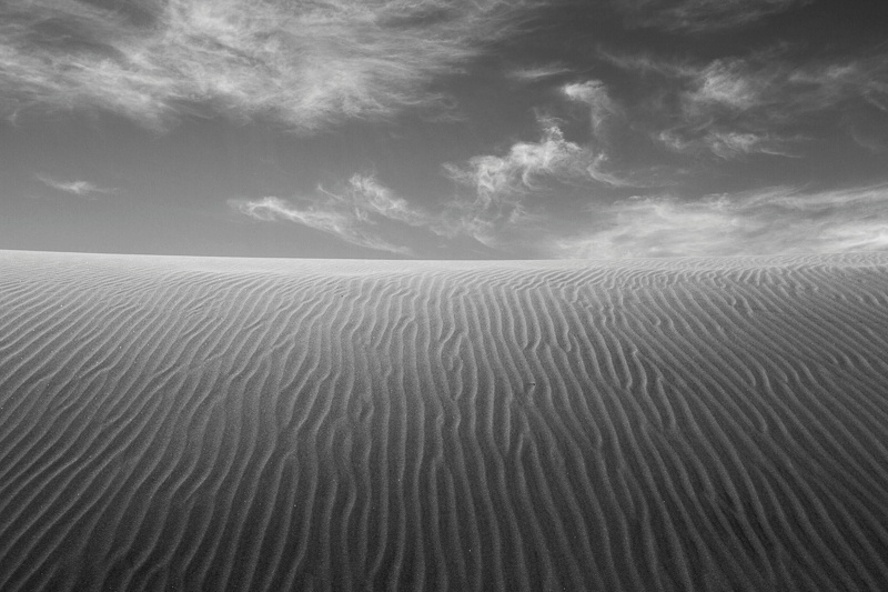 Sand Meets Sky - Namibia - 2014