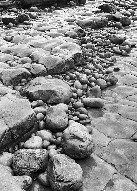 2299 - Stone Line - Glamorgan Coast