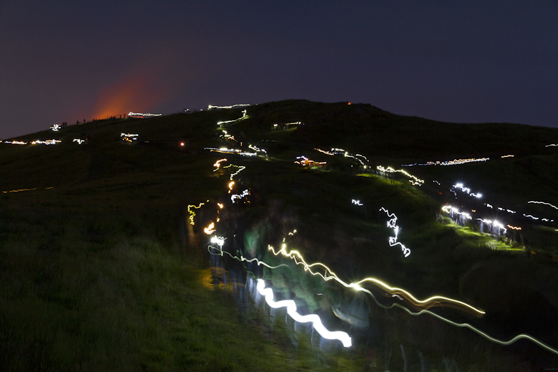 Diamond Jubilee Beacon on The Malverns - Making Tracks Home - Other Work
