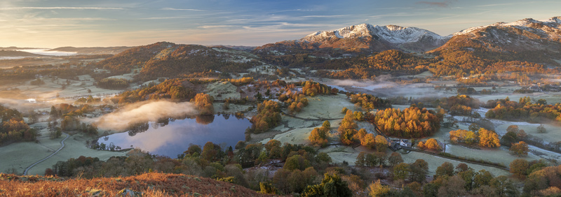 Lakeland, Cumbria. - Lake District & Cumbria