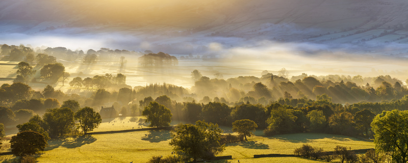 Edale sunrise - Peak District & surrounding area