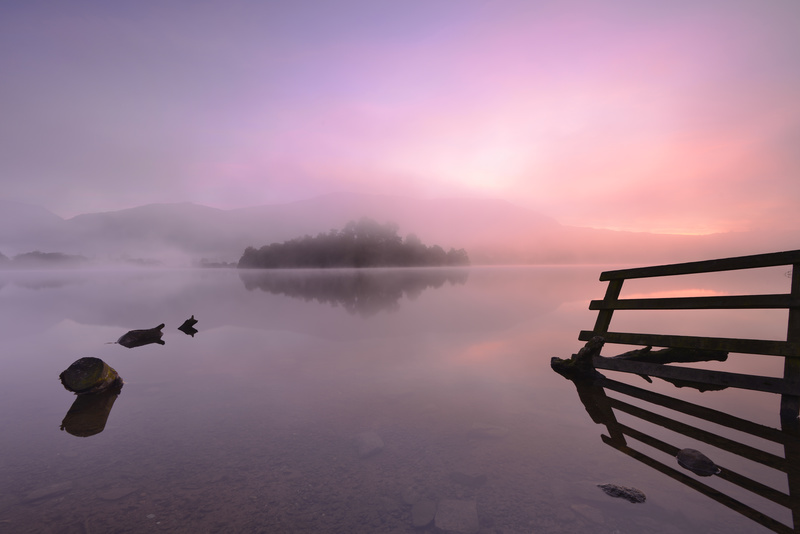 Grasmere dawn - Lake District & Cumbria