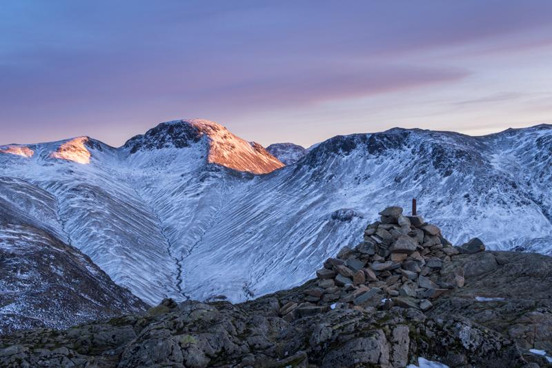 Great Gable  Haystacks - Lake District & Cumbria