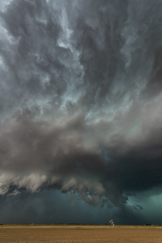 Convective Power - Storm photography