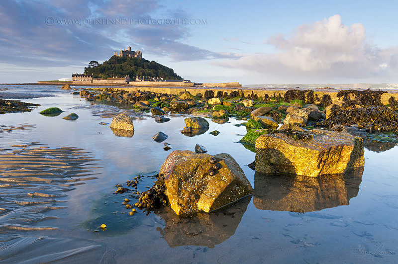 St Michael's Mount, Marazion. - Cornwall, Devon & South of England