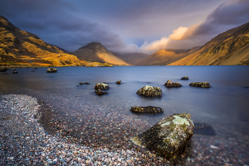 Wasdale sunset - Lake District & Cumbria